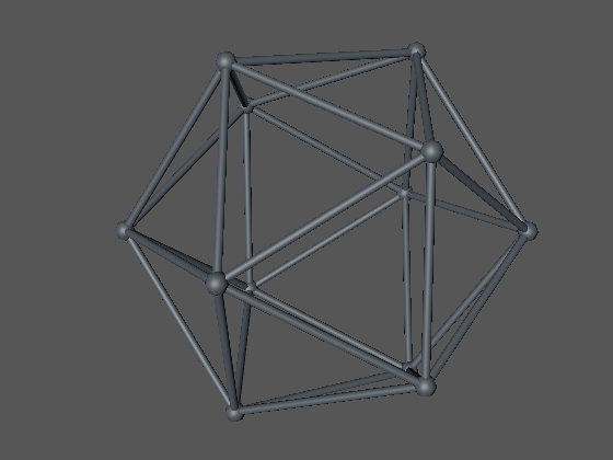 Cinema 4D — Atom Array