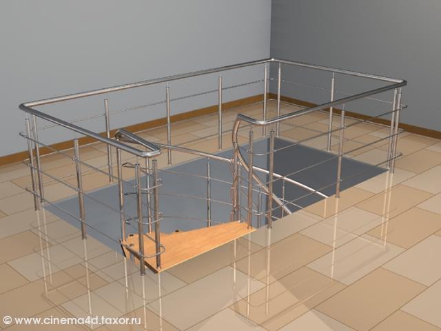Спиральная лестница (3)