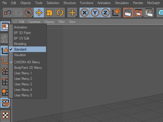 Создавать новую текстуру лучше всего в стандартном режиме