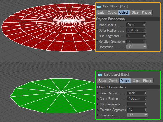 Редактируем свойства диска, снижая его детализацию