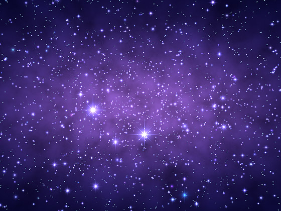 Финальный вид звёздного скопления