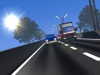 Видео для выставки «Автомеханика-2013»: «Хайвэй»
