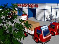 Видео для выставки «Автомеханика-2013»: «Перпетуум мобиле»